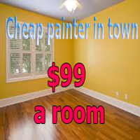 cheap painter in town