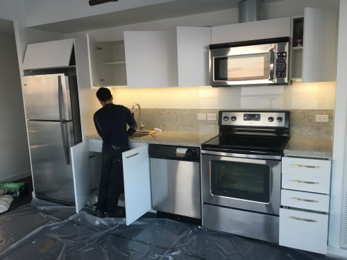 How Much Does It Cost Finish Basement X Painting Renovations