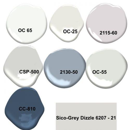 Benjamin Moore Chimichurri Csp 810: Paint Char For 126