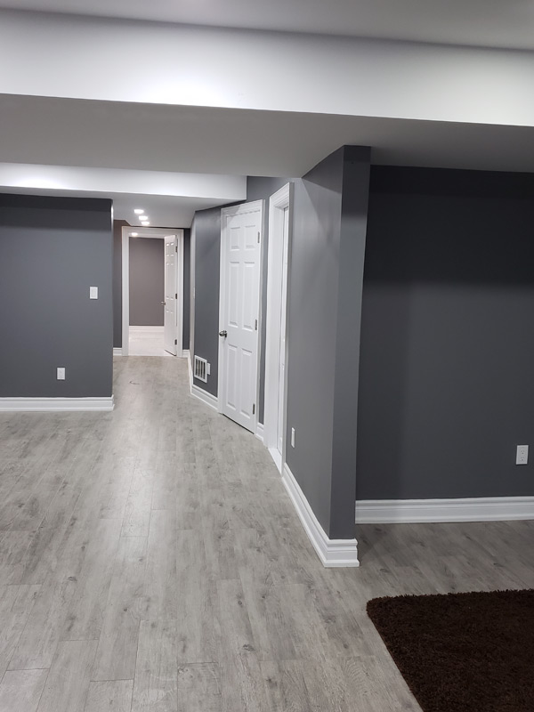 Finish Basement in New Market