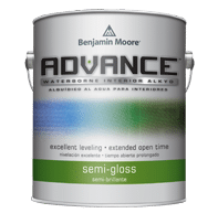 ADVANCE Interior Paint- Semi Gloss